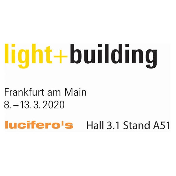 Lucifero's presente a Light + Building 2020