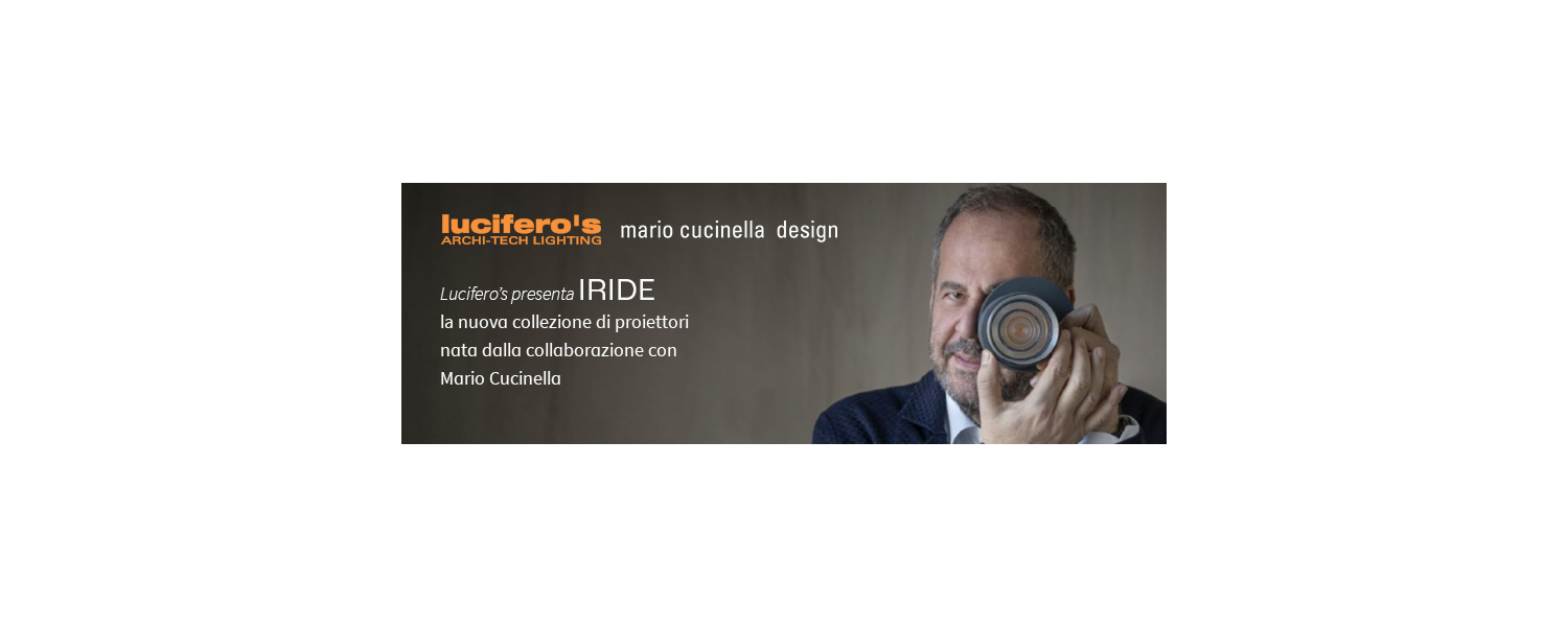 IRIDE, a new way �to see� the light